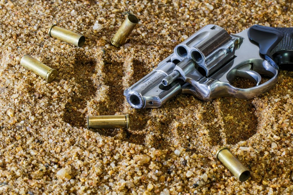 handgun firearm