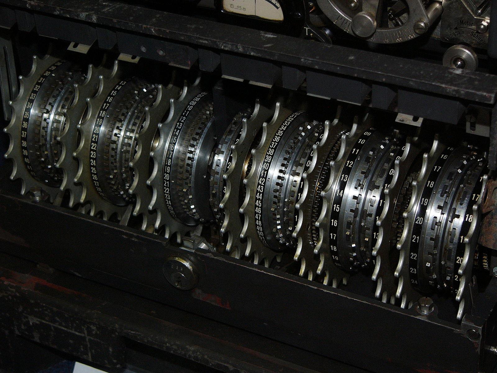 Lorenz SZ42 encryption