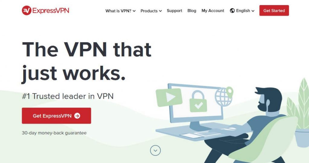ExpressVPN best VPN for China.