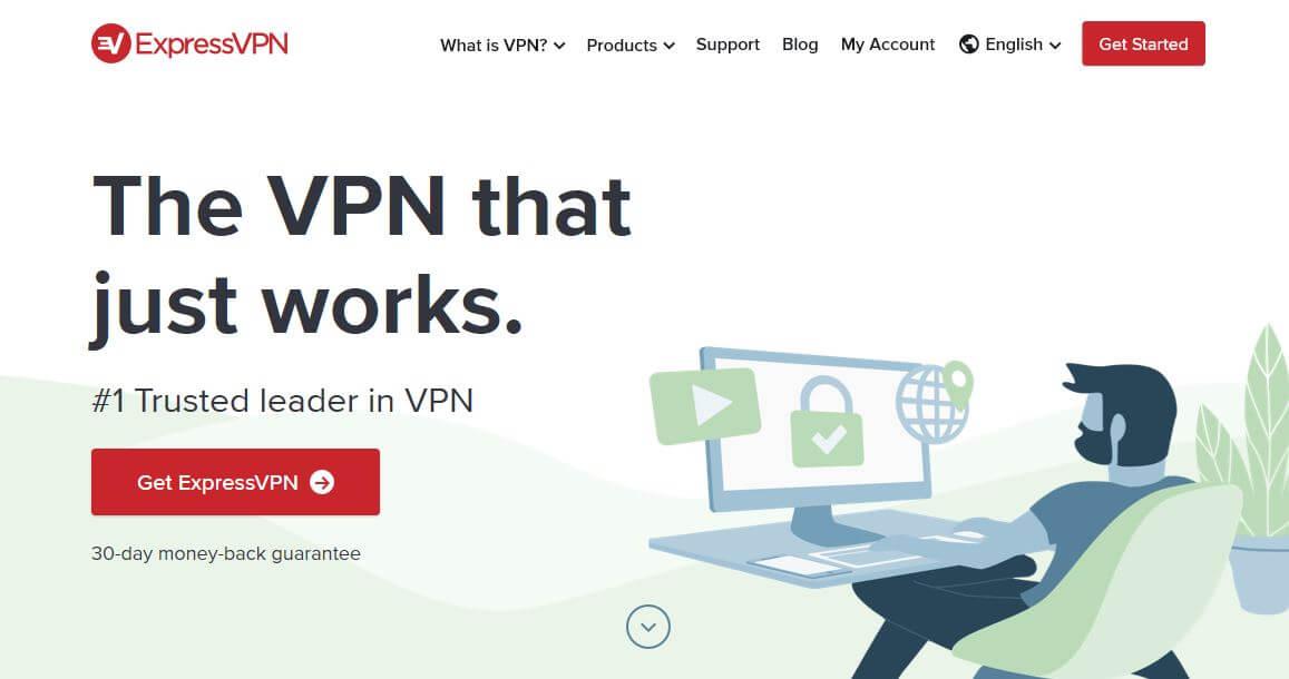 ExpressVPN best VPN
