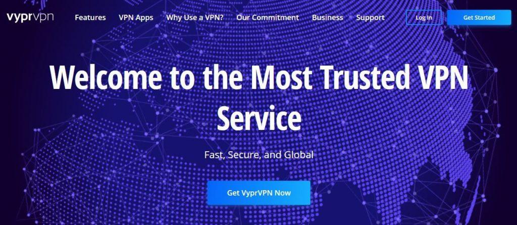 VyprVPN best VPN for China.