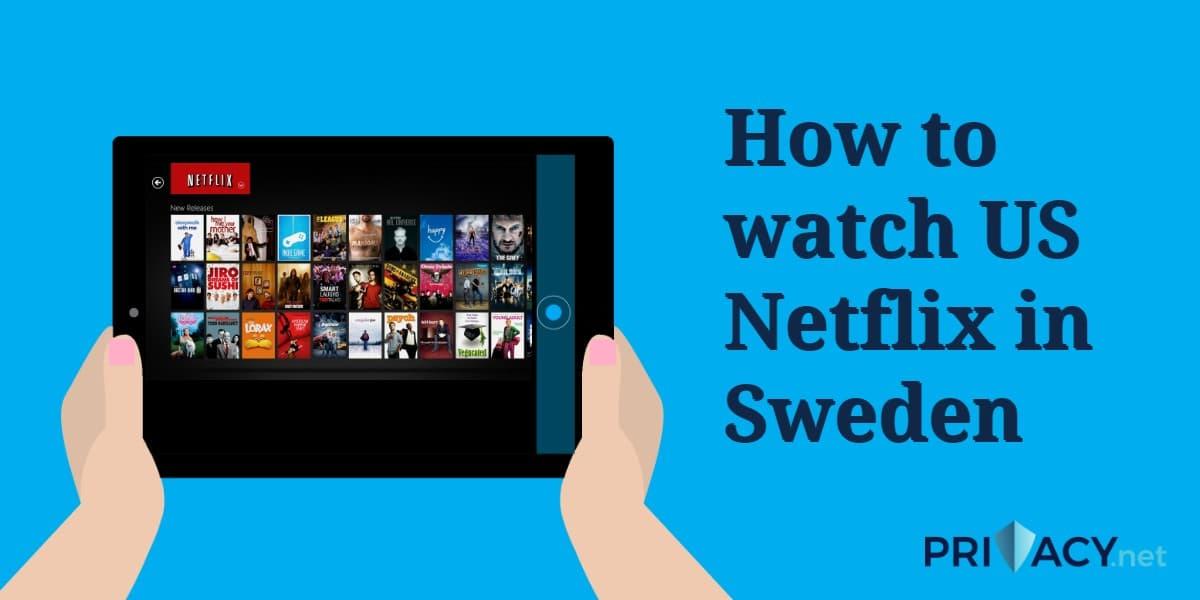Netflix Sweden