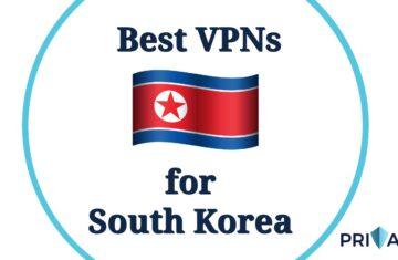 Best VPN South Korea